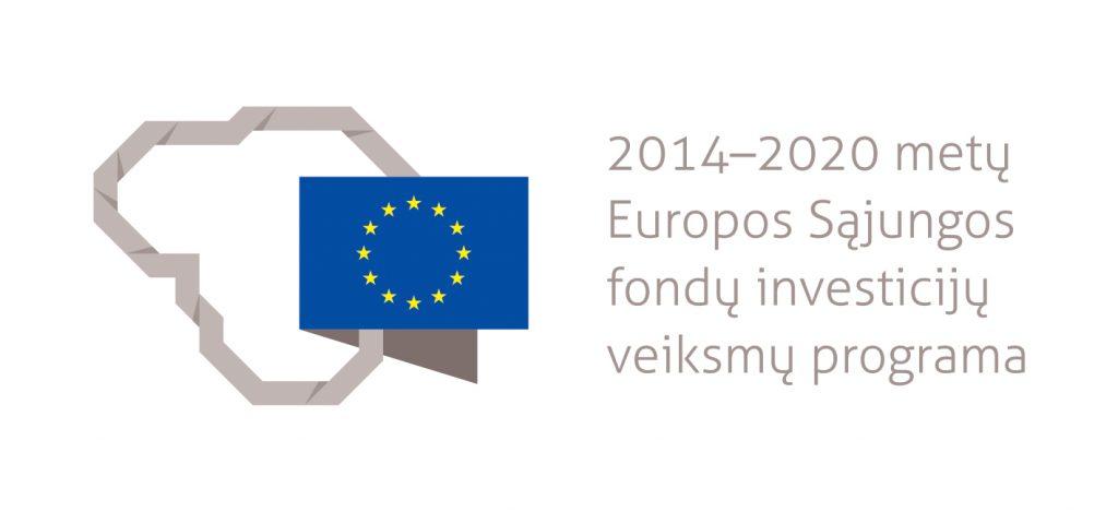2014-2020 ES fondų investicijos